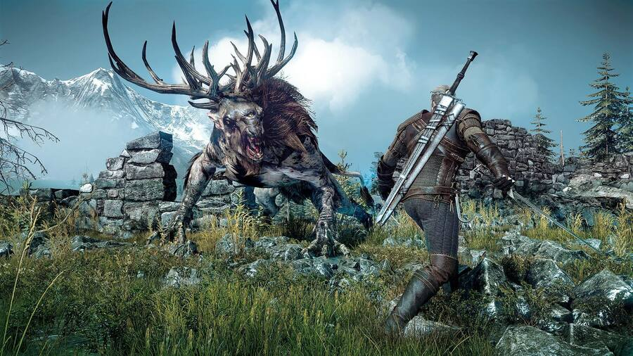 The Witcher 3 PS4 Writing Dialogue Interview