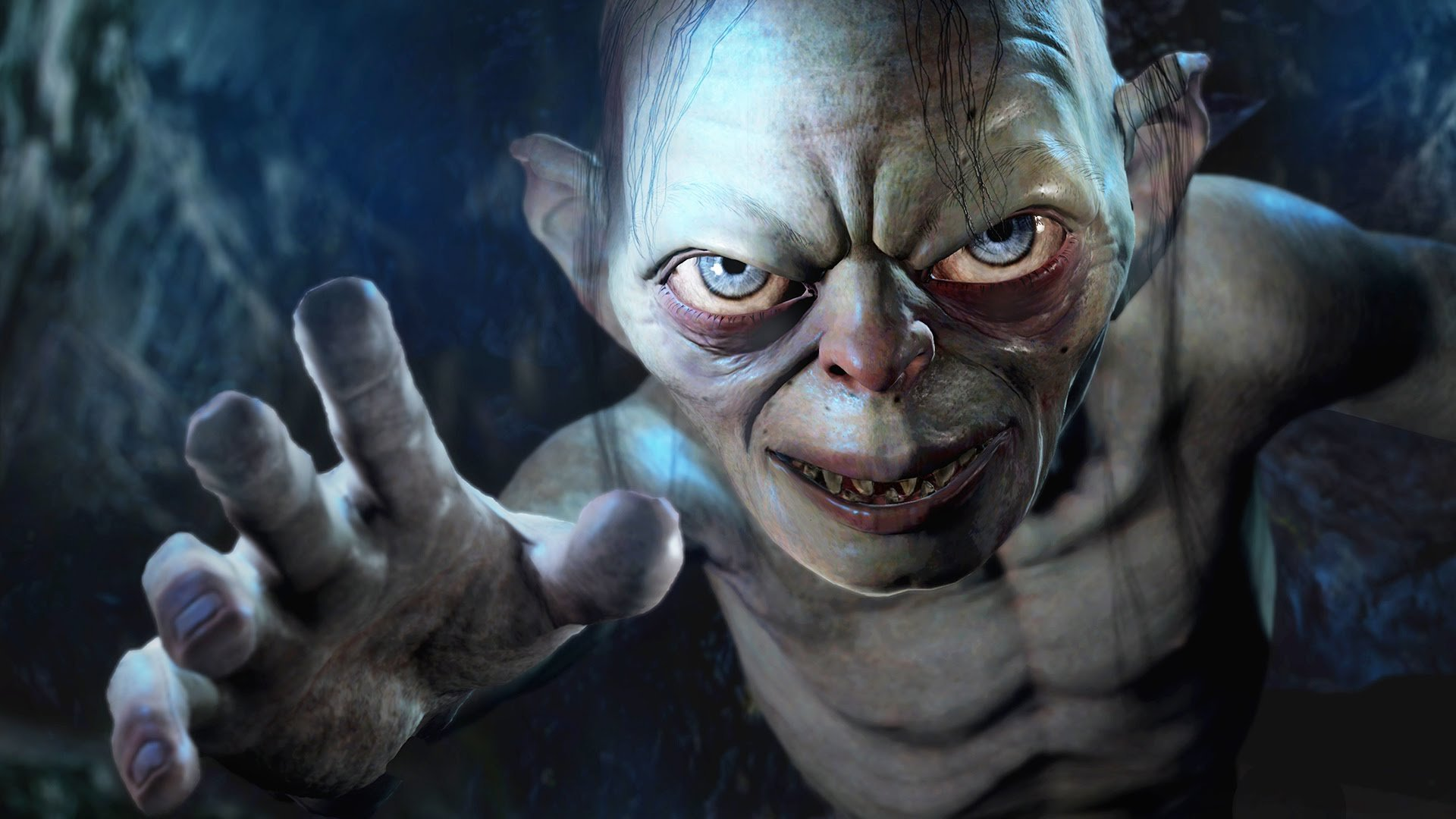 There's A New Lord Of The Rings Game About Gollum