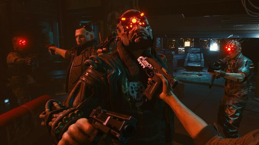 Cyberpunk 2077 PS4