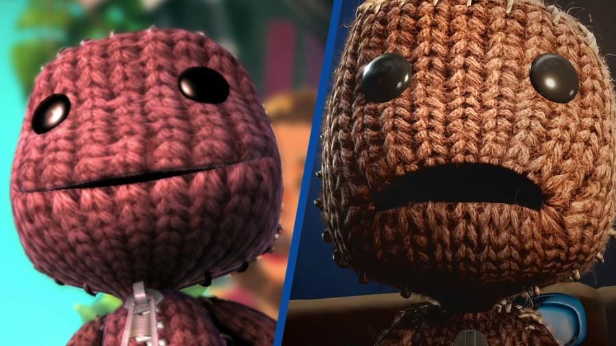 Sackboy A Big Adventure PS5 PlayStation 5 Comparison