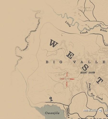 Red Dead Redemption 2 Dinosaur Bones Locations Guide 43