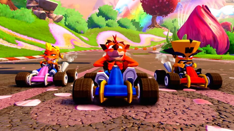 Crash Team Racing Nitro-Fueled How to Switch to Original Music Soundtrack Guide PS4 PlayStation 4