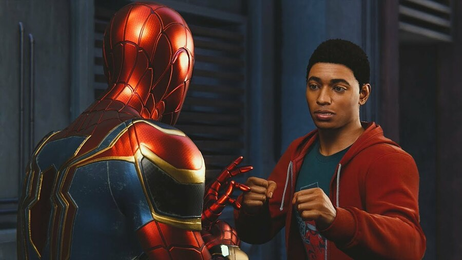 Marvel's Spider-Man Miles Morales PS5 PlayStation 5 1