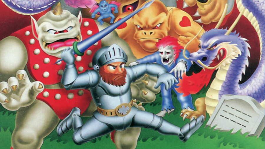 Ghosts N Goblins Capcom Arcade Stadium