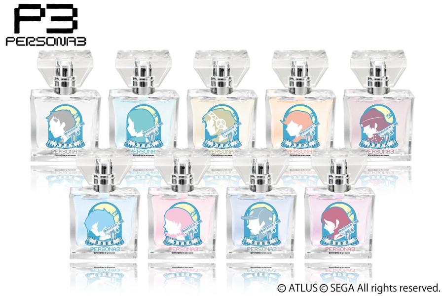 Persona 3 Perfume