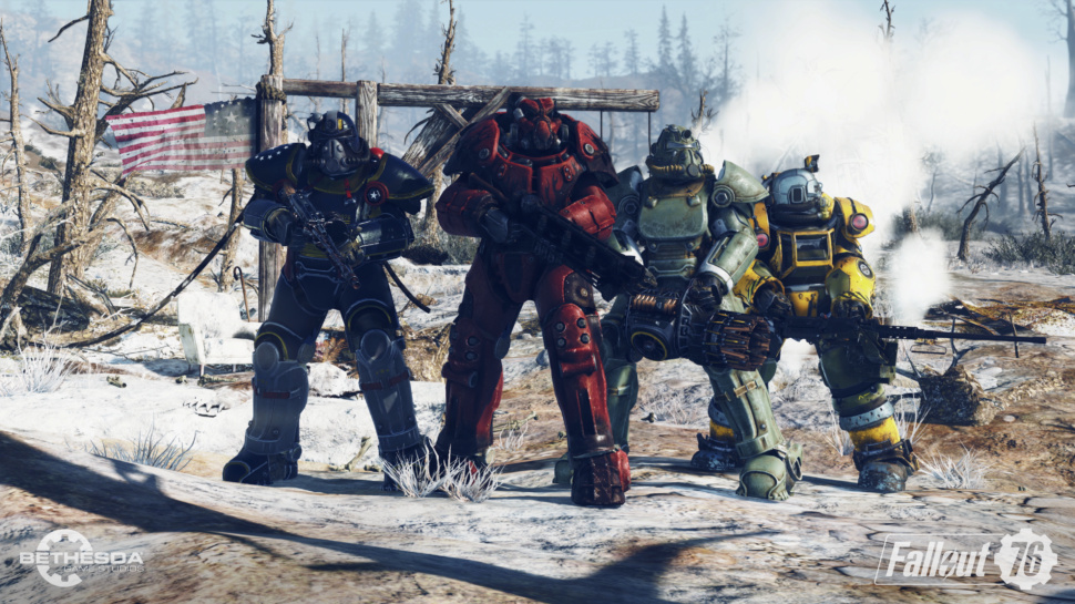 Fallout 76 is not launching on Steam