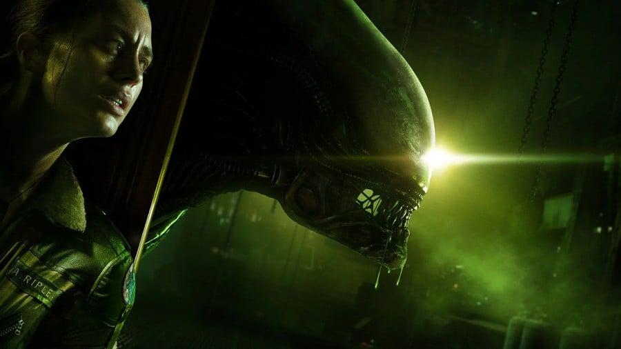 Alien Isolation Ps4 Playstation 4