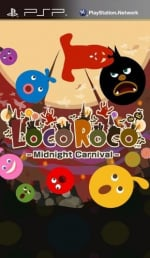 LocoRoco: Midnight Carnival (PSP)