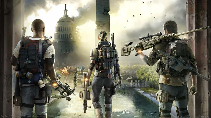 The Division 2 Hands On