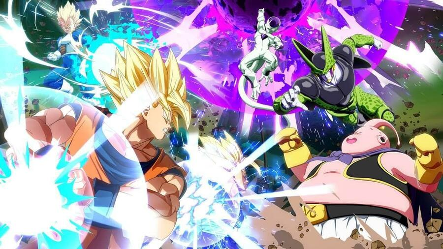 Dragon Ball FighterZ Character Guide 1