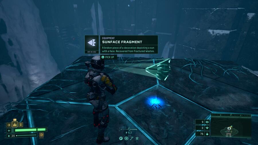 Returnal Where to Find All Sunface Fragments Guide PS5 PlayStation 5