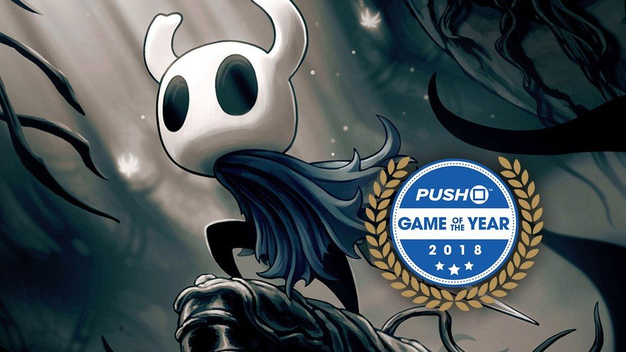 Hollow Knight Voidheart Edition Game of the Year 2018