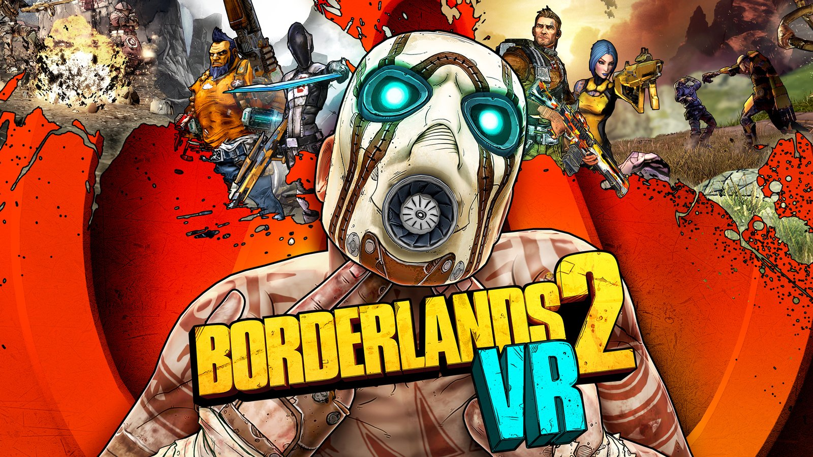 Borderlands 2 VR Pulls the Trigger on PSVR This Year - Push Square