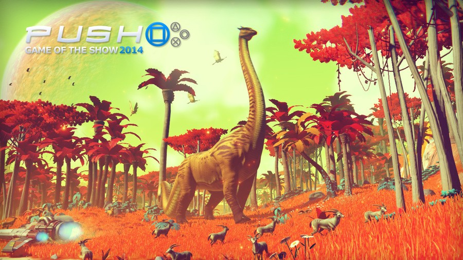 No Man's Sky PS4 1