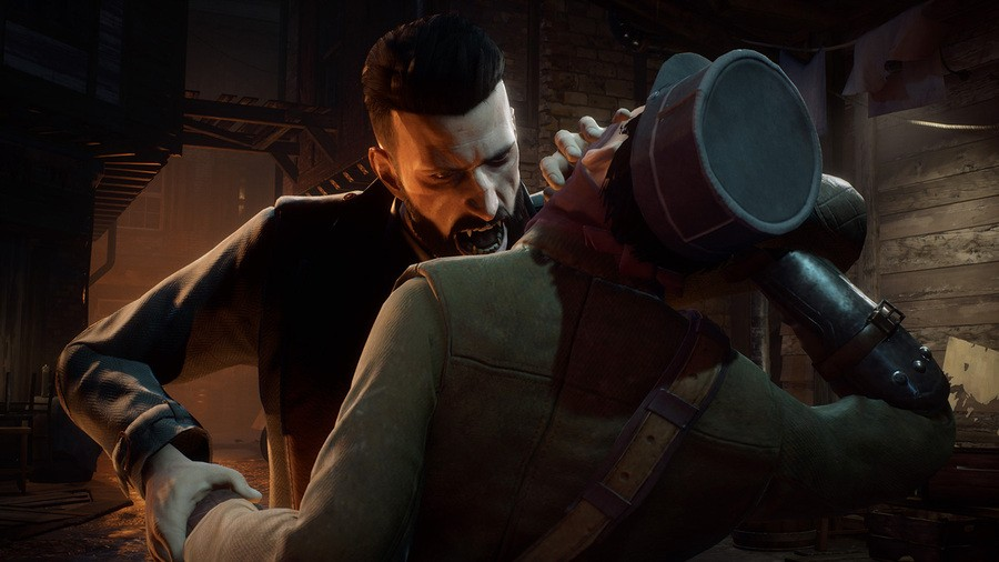 Vampyr PS4 PlayStation 4