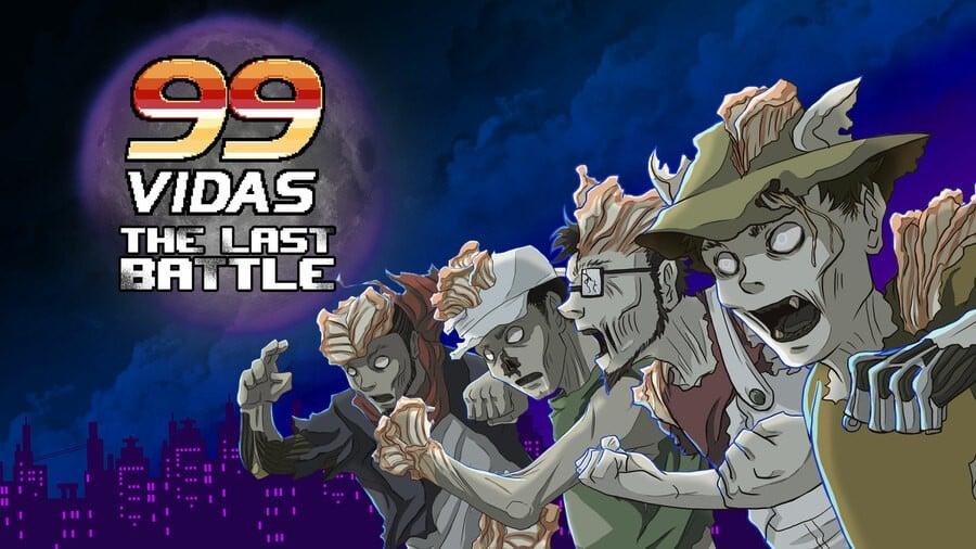 99Vidas The Last Battle PS4 PlayStation 4 DLC