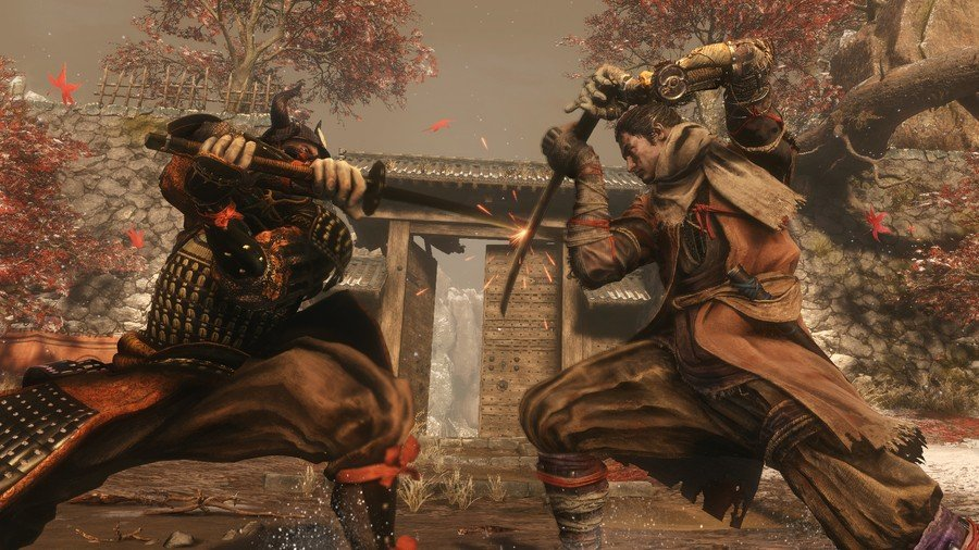 Sekiro: Shadows Die Twice How to Kill Sword Saint Isshin Ashina Boss Guide PS4 PlayStation 4
