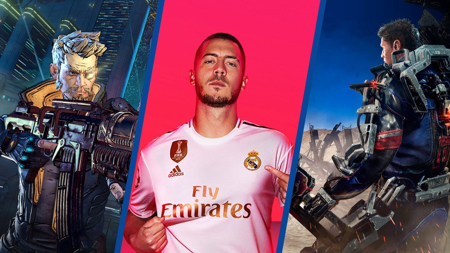 New PS4 Games Release Dates September 2019 PlayStation 4 1