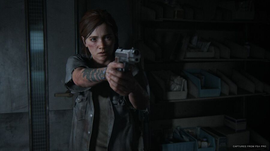 The Last of Us 2 PS5 PlayStation 5 1