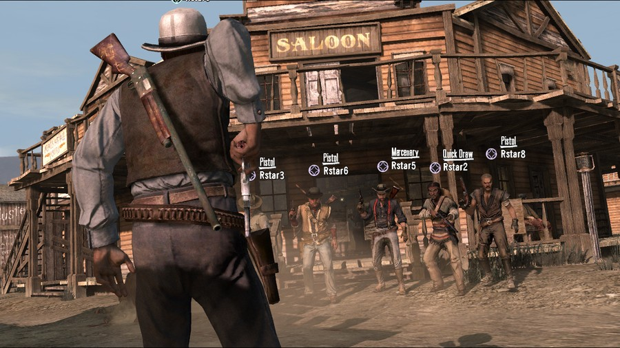Red Dead Online PS4 PlayStation 4 1