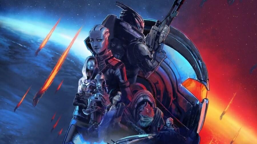 Mass Effect Legendary Edition Sales