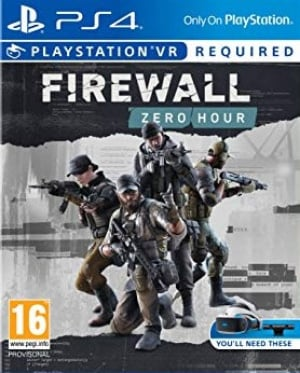 Firewall Zero Hour Review (PS4) | Push Square
