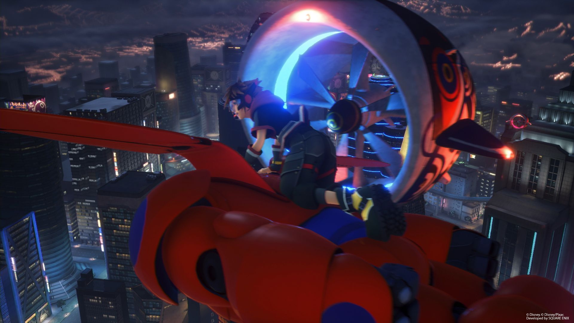 New Kingdom Hearts III Trailer Reveals New Scenes, New Worlds
