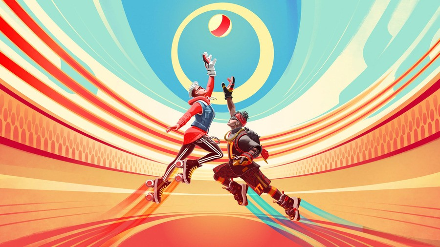 Roller Champions PS4 PlayStation 4 Closed Beta 1