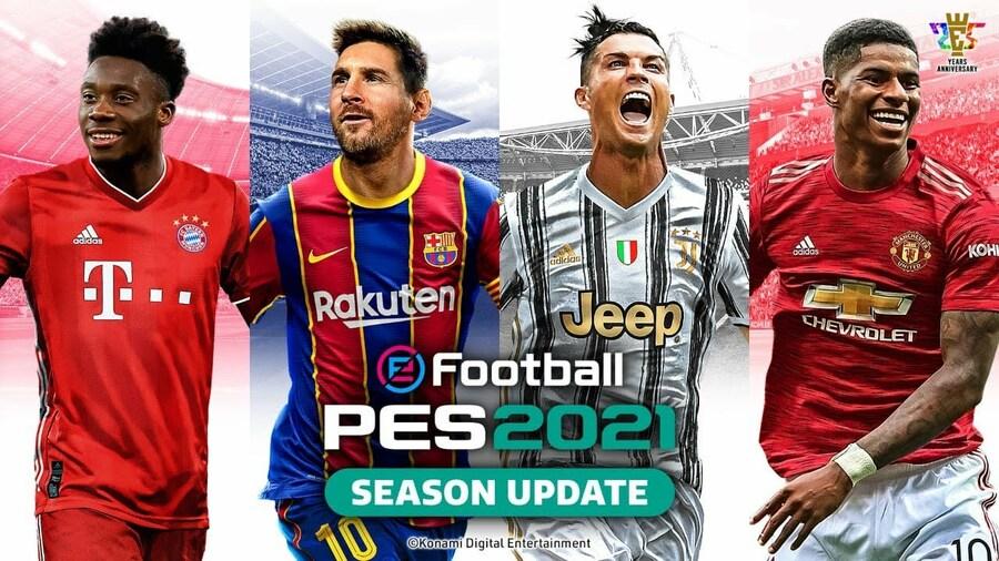 eFootball PES 2021 PS4 PlayStation 4 1