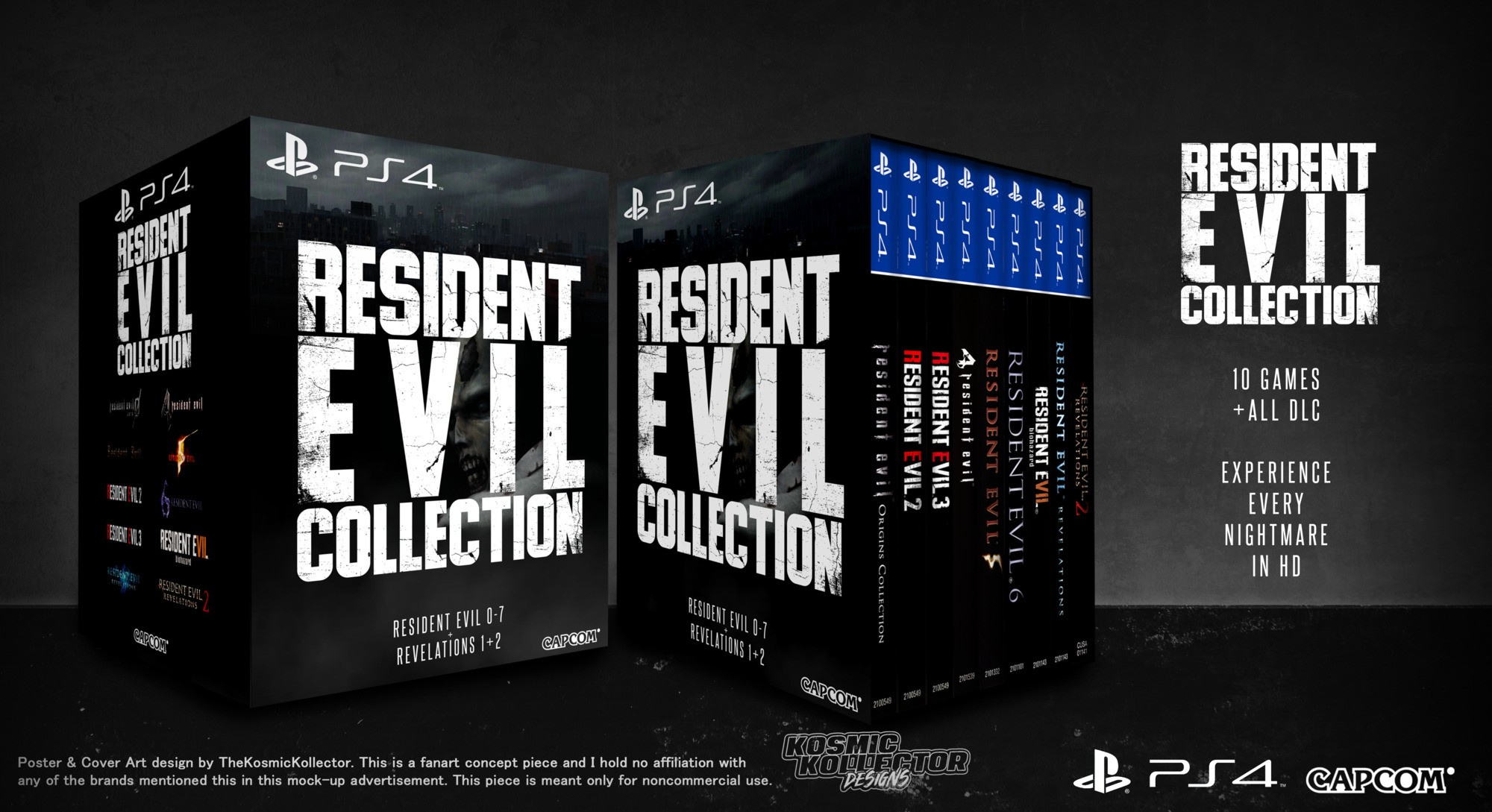 Capcom Should Consider Making This Resident Evil Collection
