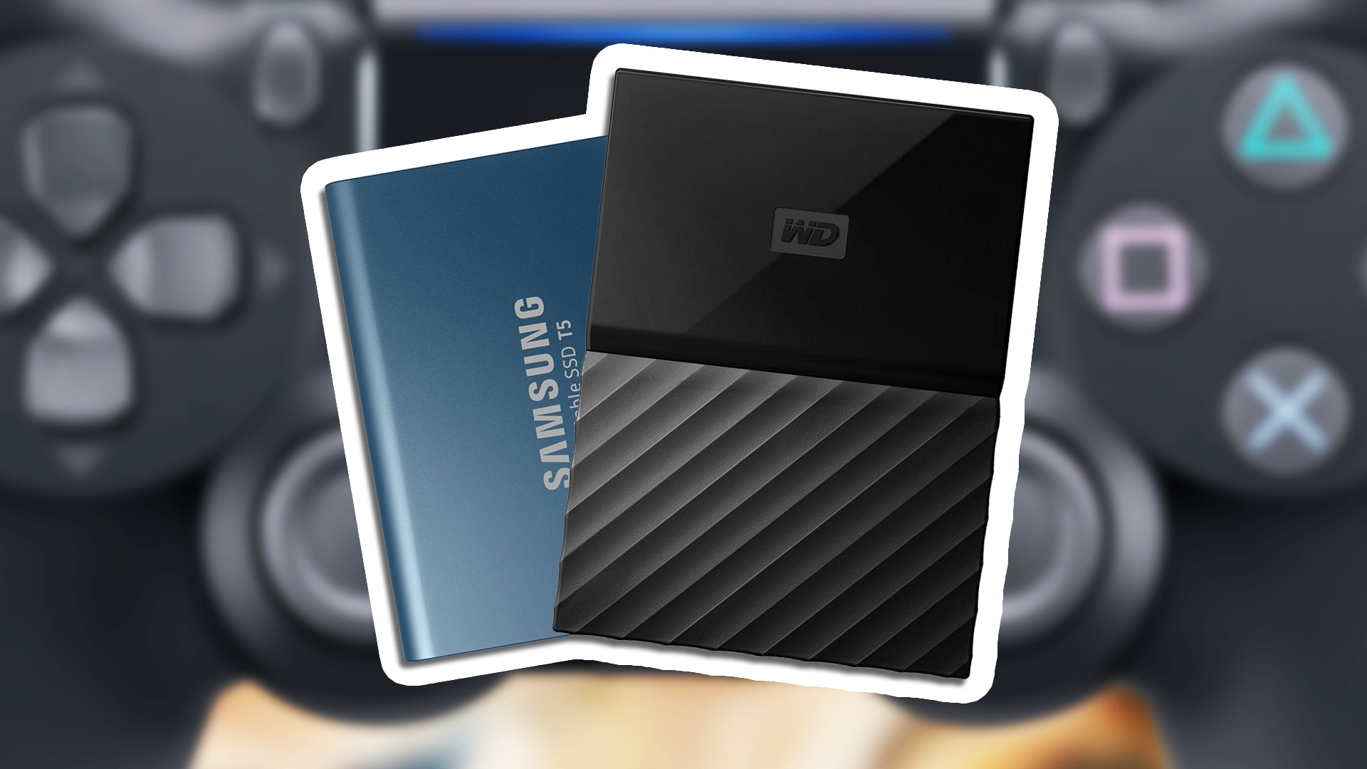 Best PS4 External Hard Drive Upgrades in 2019 - Guide - Push