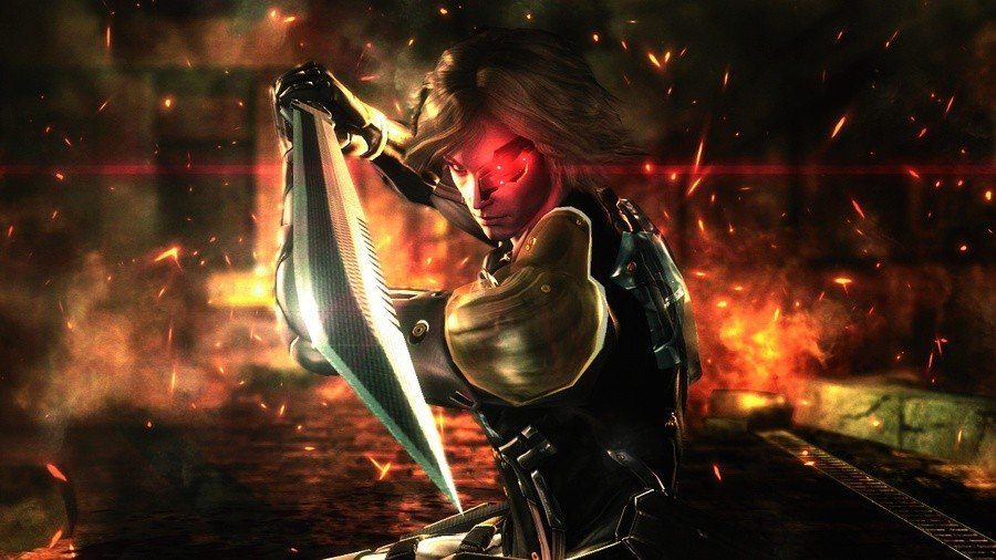 Metal Gear Rising Trademark