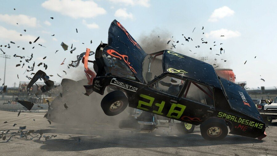 Wreckfest PS4 PlayStation 4