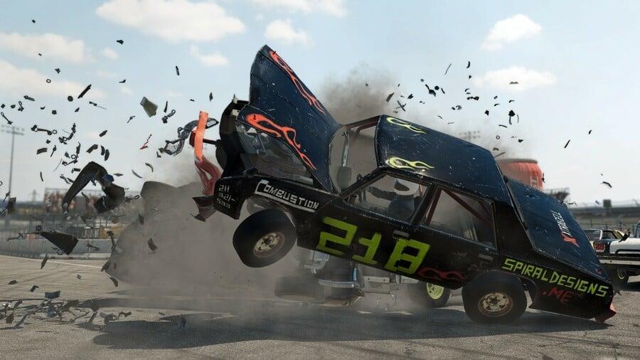 Wreckfest PS4 PlayStation 4
