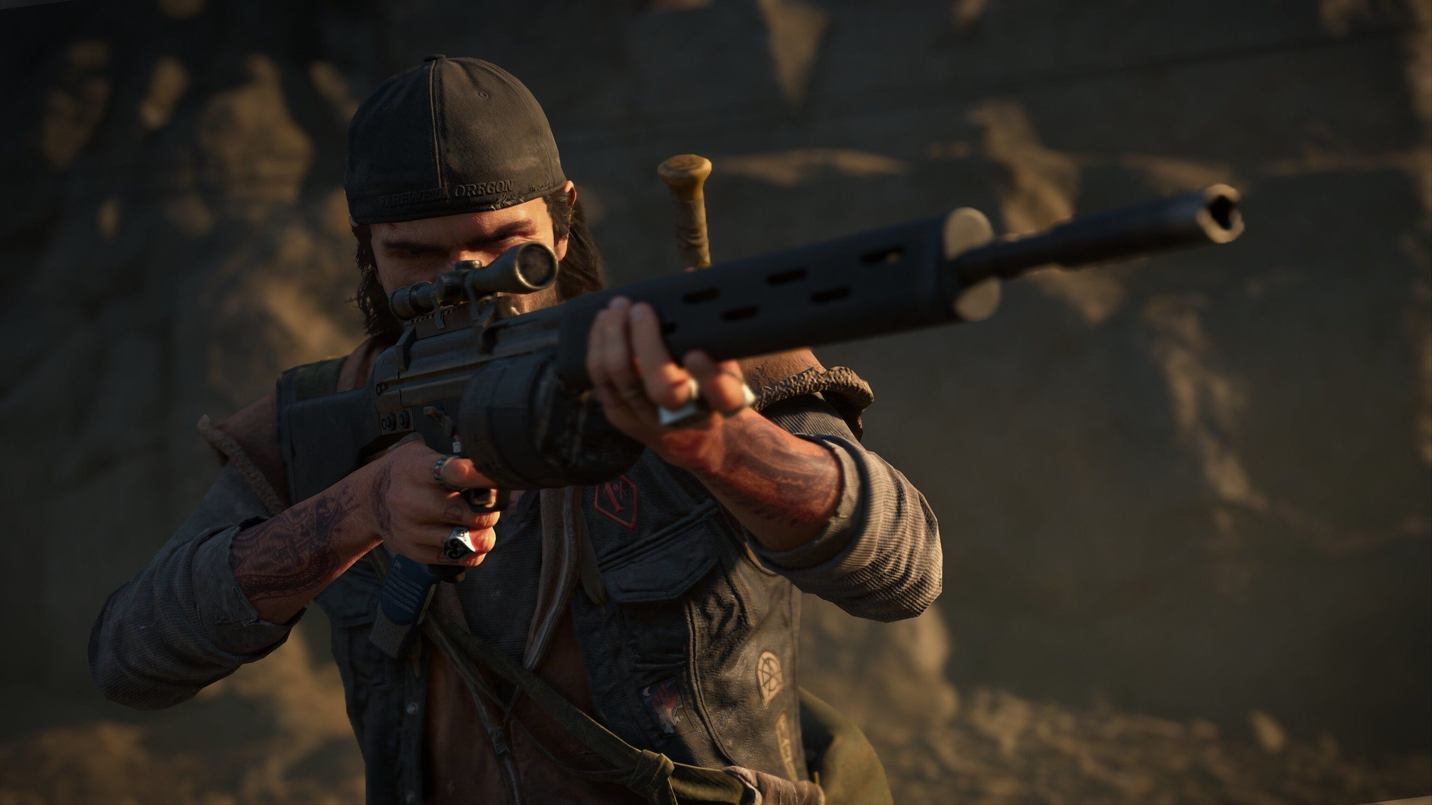 Reminder: New Game Plus Rides into Days Gone Today on PS4