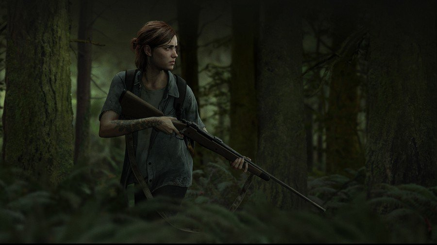 The Last of Us: Part II PS4 PlayStation 4