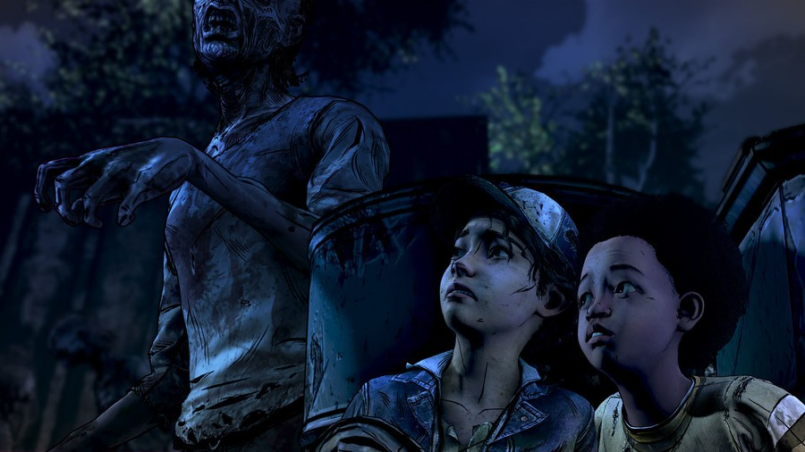 The Walking Dead: The Final Season PS4 PlayStation 4 1