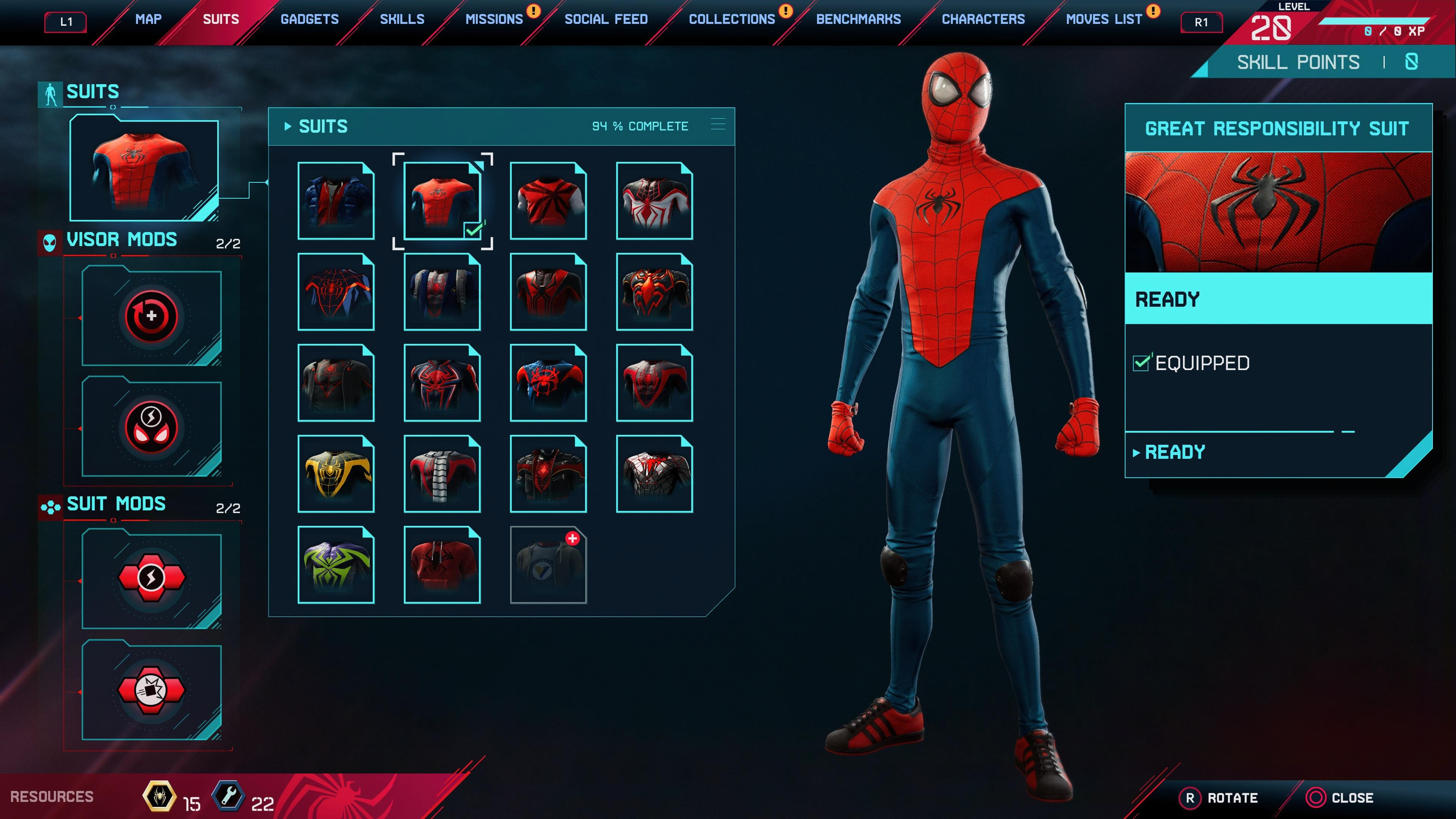 Marvel's Spider-Man: Miles Morales: All Suits and How to Unlock Them - Push  Square