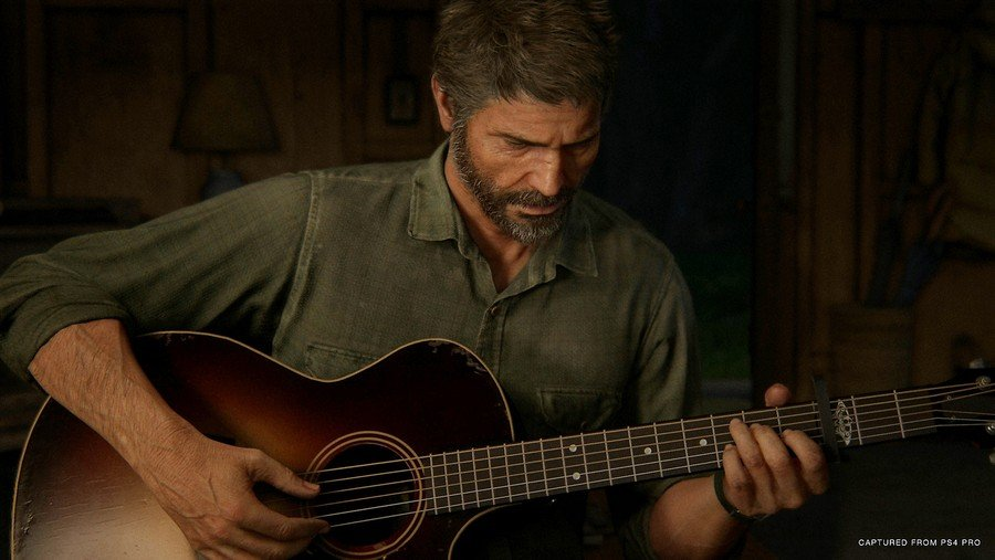 The Last of Us Part II PS4 PlayStation 4 Guide 1