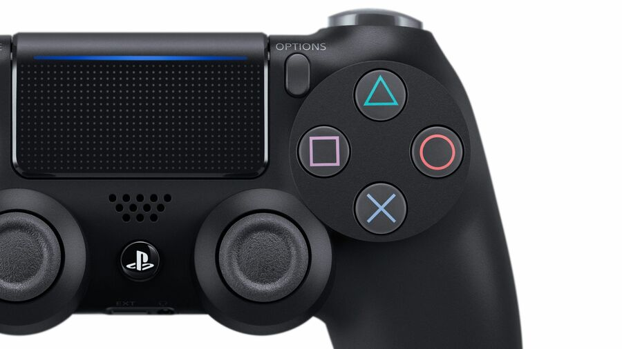 DualShock 4 PS4 PlayStation 4 X Cross Button