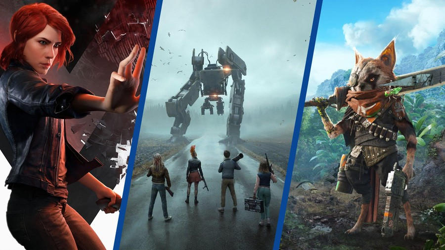 Under-rated PS4 Games 1