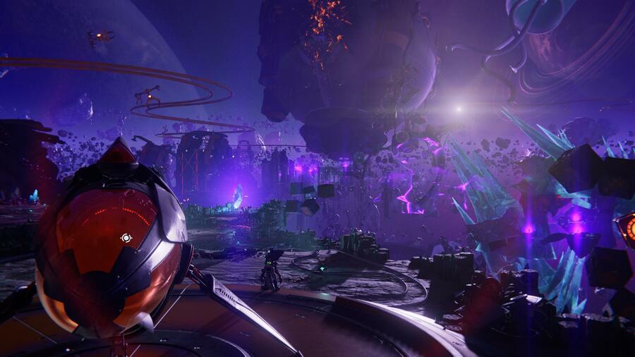 Ratchet & Clank: Rift Apart: Blizar Prime (Blizon Mines) - All Collectibles: Spybots, Gold Bolts, Armour, CraiggerBears 1