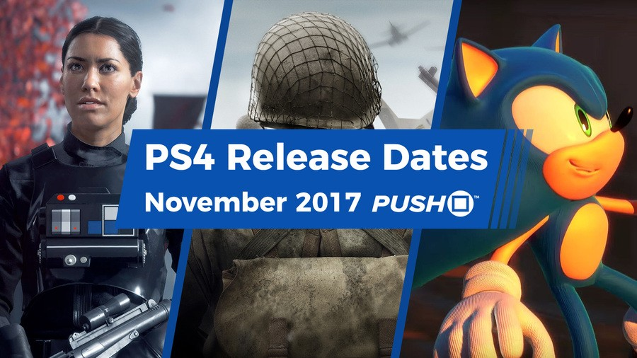 New PS4 Games in November 2017 PlayStation 4 1