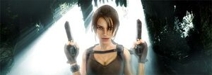 We Don't Care What People Say About The Game; Lara Is A Badass Character.