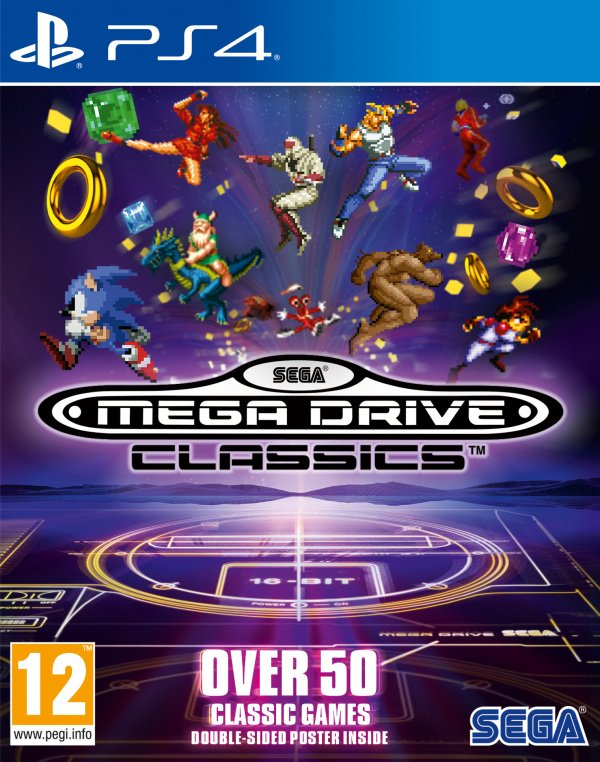SEGA Mega Drive Classics Review (PS4) | Push Square