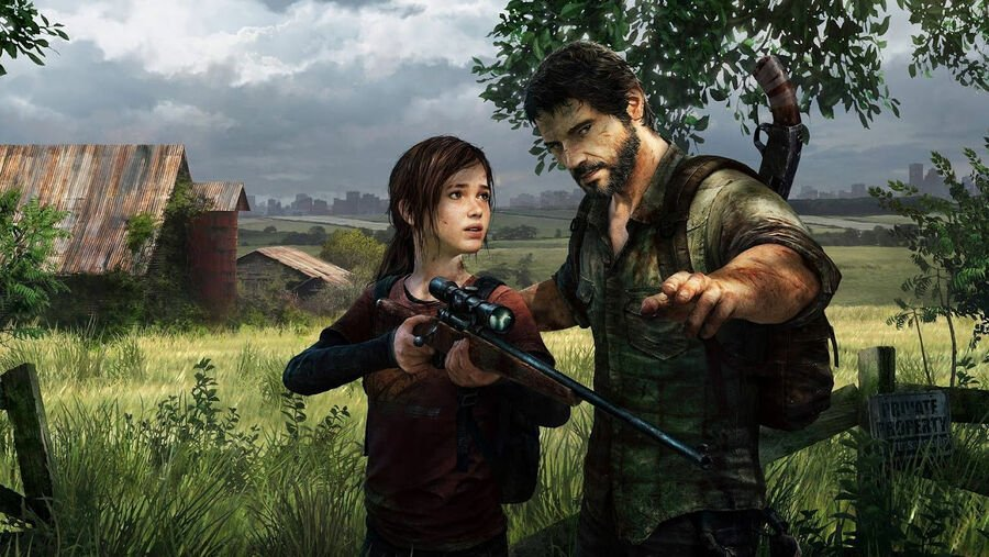 The Last of Us PS5 PlayStation 5 1