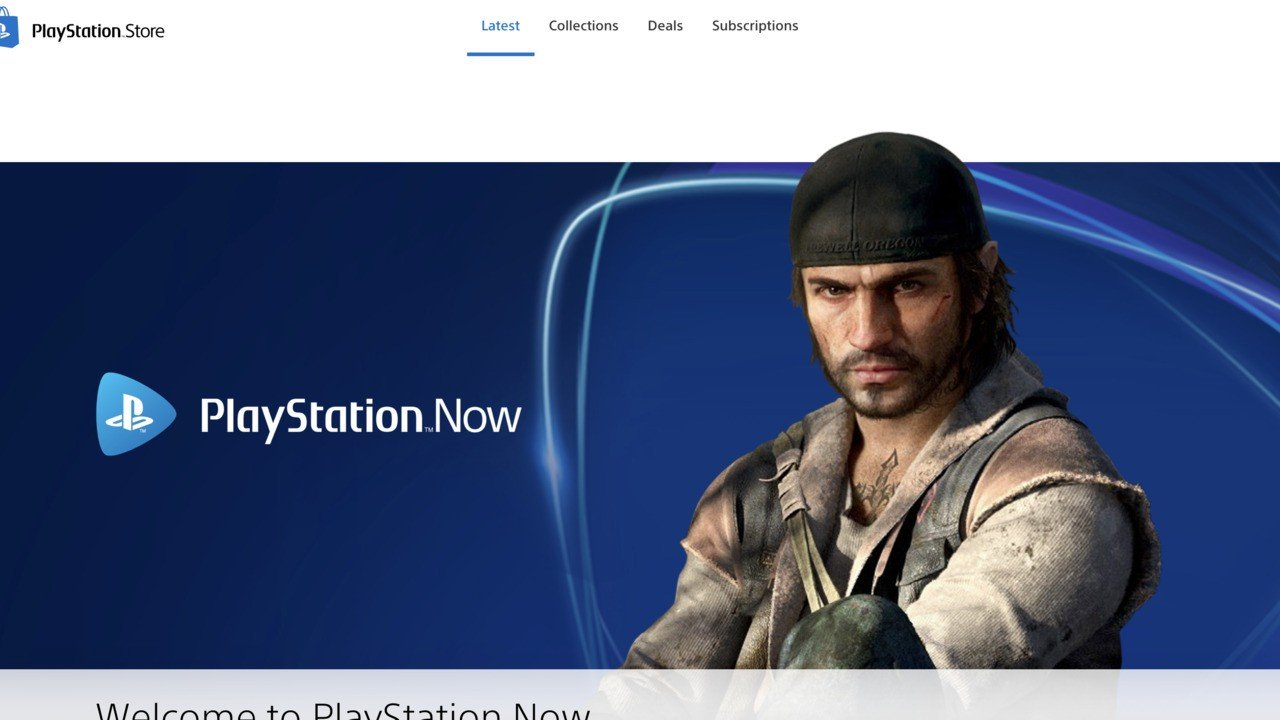 Have a Gander at the New PS Store for Web Browsers - Push Square