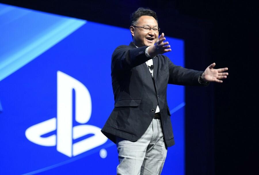 Shu Yoshida PS4