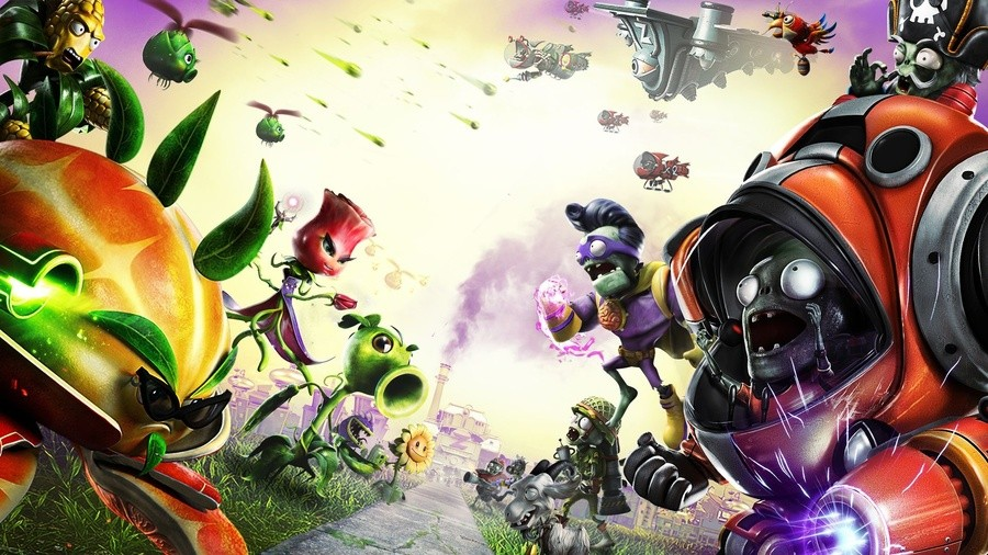 Plants vs. Zombies: Garden Warfare 2 PS4 PlayStation 4