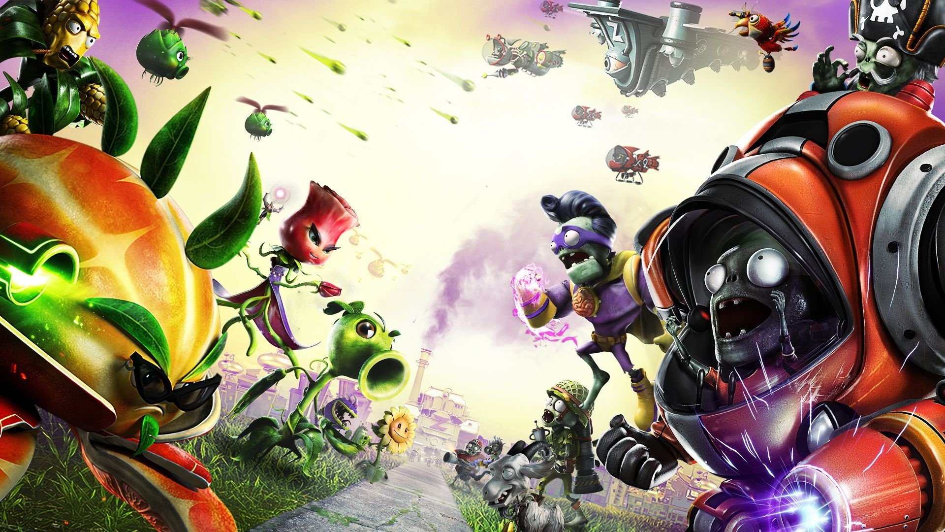 Rumour first plants vs zombies garden warfare 3 screens - Plants vs zombies garden warfare 2 review ...